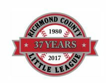 RICHMOND COUNTY LITTLE LEAGUE